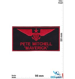 Top Gun Pete Mitchell - MAVERICK  -Top Gun