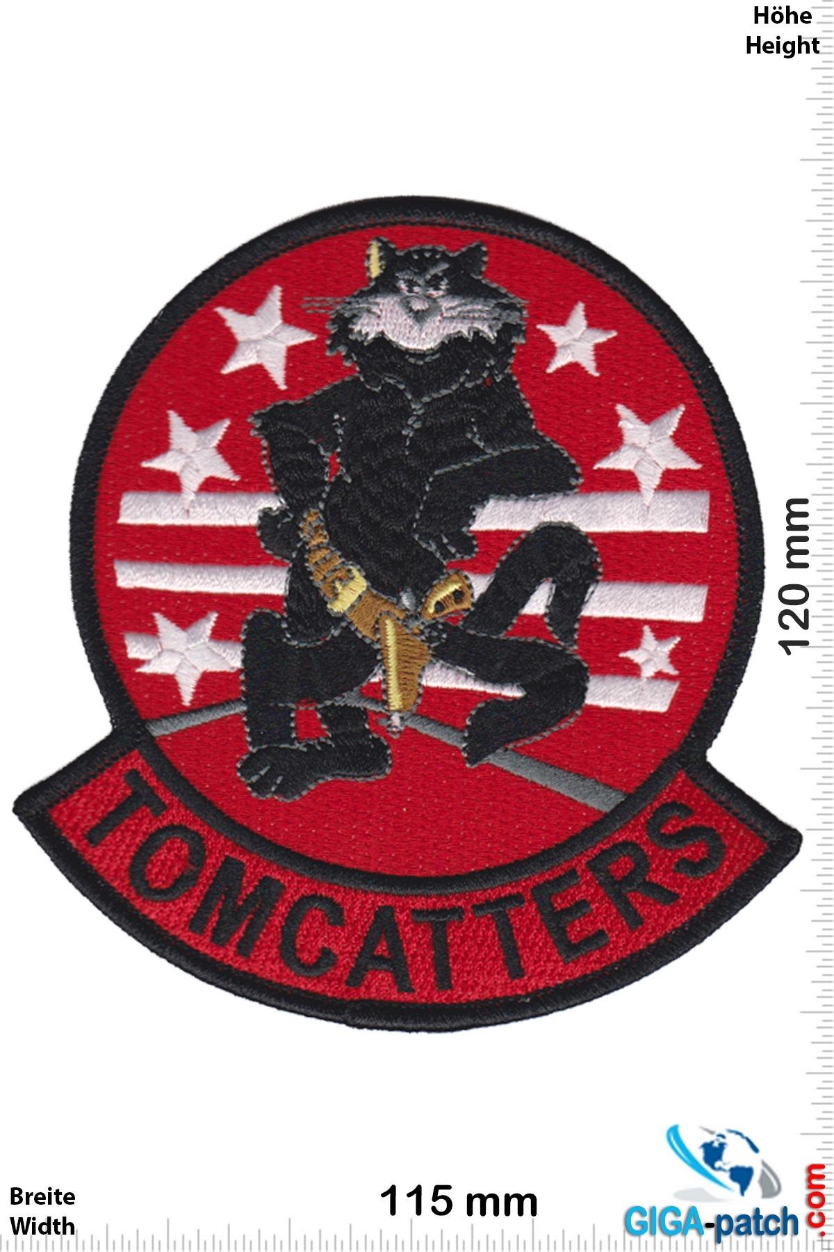 U.S. Navy Navy Fighting Squadrons-  TOMCATTERS -  VF, VC, & VFP- HQ