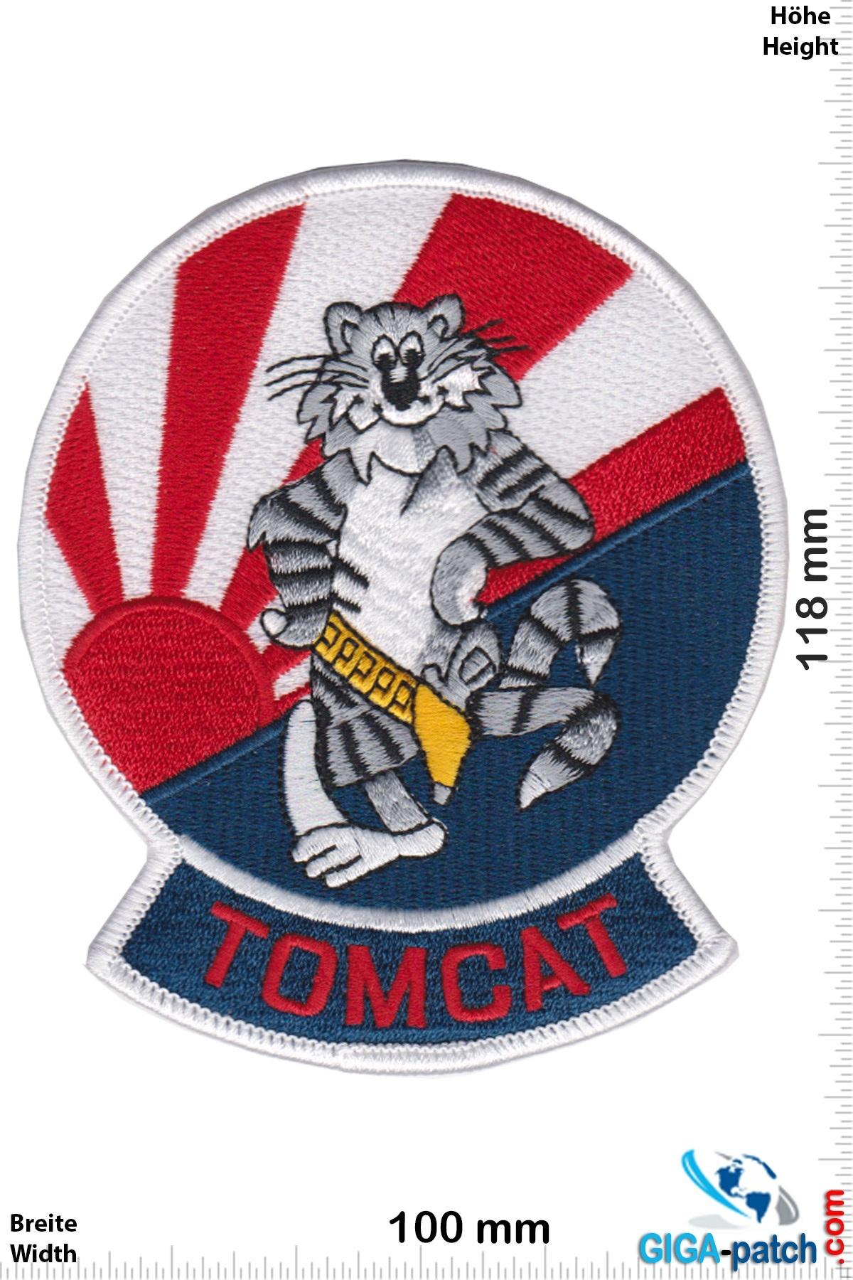 U.S. Navy USN F-14 TOMCAT F-14 FIGHTER SQN JAPAN TOMCAT- HQ