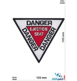 U.S. Navy DANGER Ejection Seat - HQ