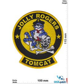 U.S. Navy Strike Fighter Squadron 103 - VFA - 103 Jolly Rogers - Tomcat - HQ