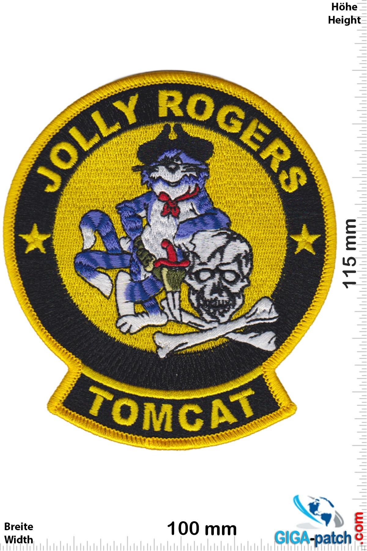 U.S. Navy Strike Fighter Squadron 103 - VFA - 103 Jolly Rogers - Tomcat - HQ