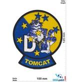 U.S. Navy Vf-213 Black Lions F14D Tomcat - HQ