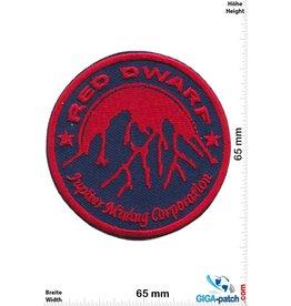 Red Dwarf Jupiter Mining Corporation Logo darkblue- small
