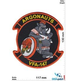 "U.S. Navy US Navy VFA-147 ""Argonauts"" F-18 Squadron - HQ"