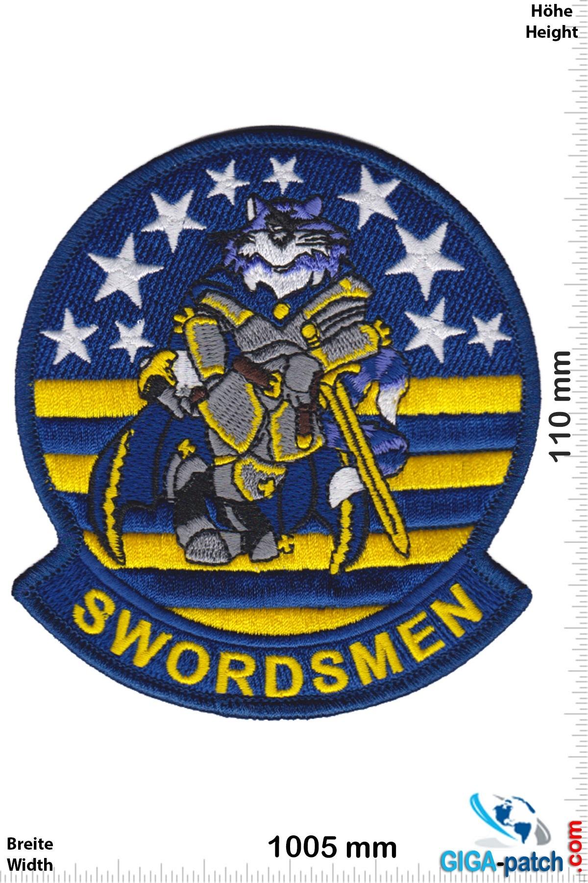 U.S. Navy USN VF-32 SWORDSMEN TOMCAT F-14 - HQ