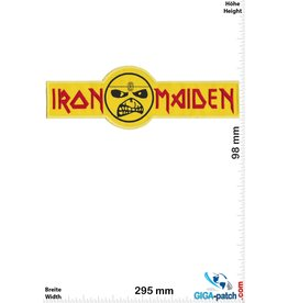 Iron Maiden Iron Maiden - Eddy Yellow  - 29 cm
