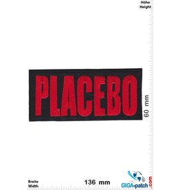 Placebo  Placebo - red - big