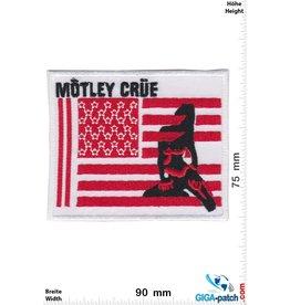 Mötley Crüe Mötley Crüe  -  Flag