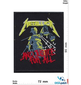 Metallica Metallica - and Justice for all