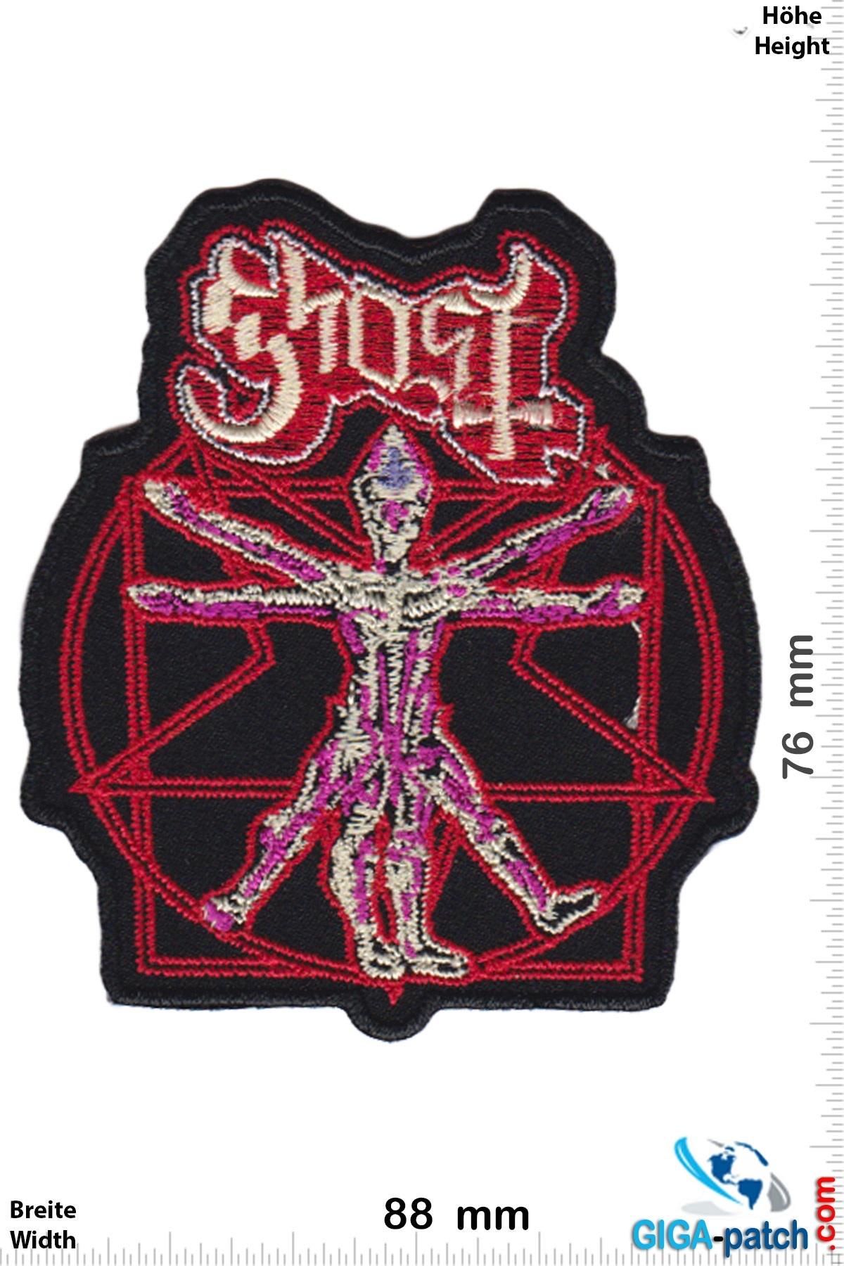 Ghost GHOST -The Vitruvian