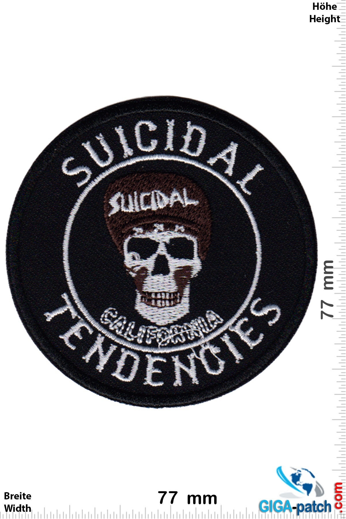 Suicidal Tendencies Suicidal Tendencies - Hardcore-Band - round