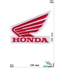 Honda Honda - Wing - red white - big
