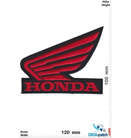 Honda Honda - Wing - red black - big
