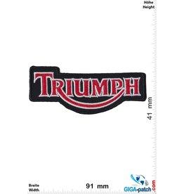 Triumph Triumph - red silver black