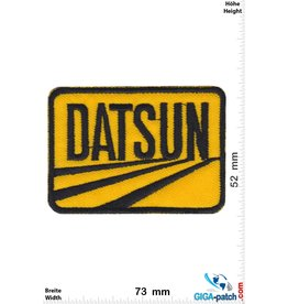 Datsun Datsun - yellow