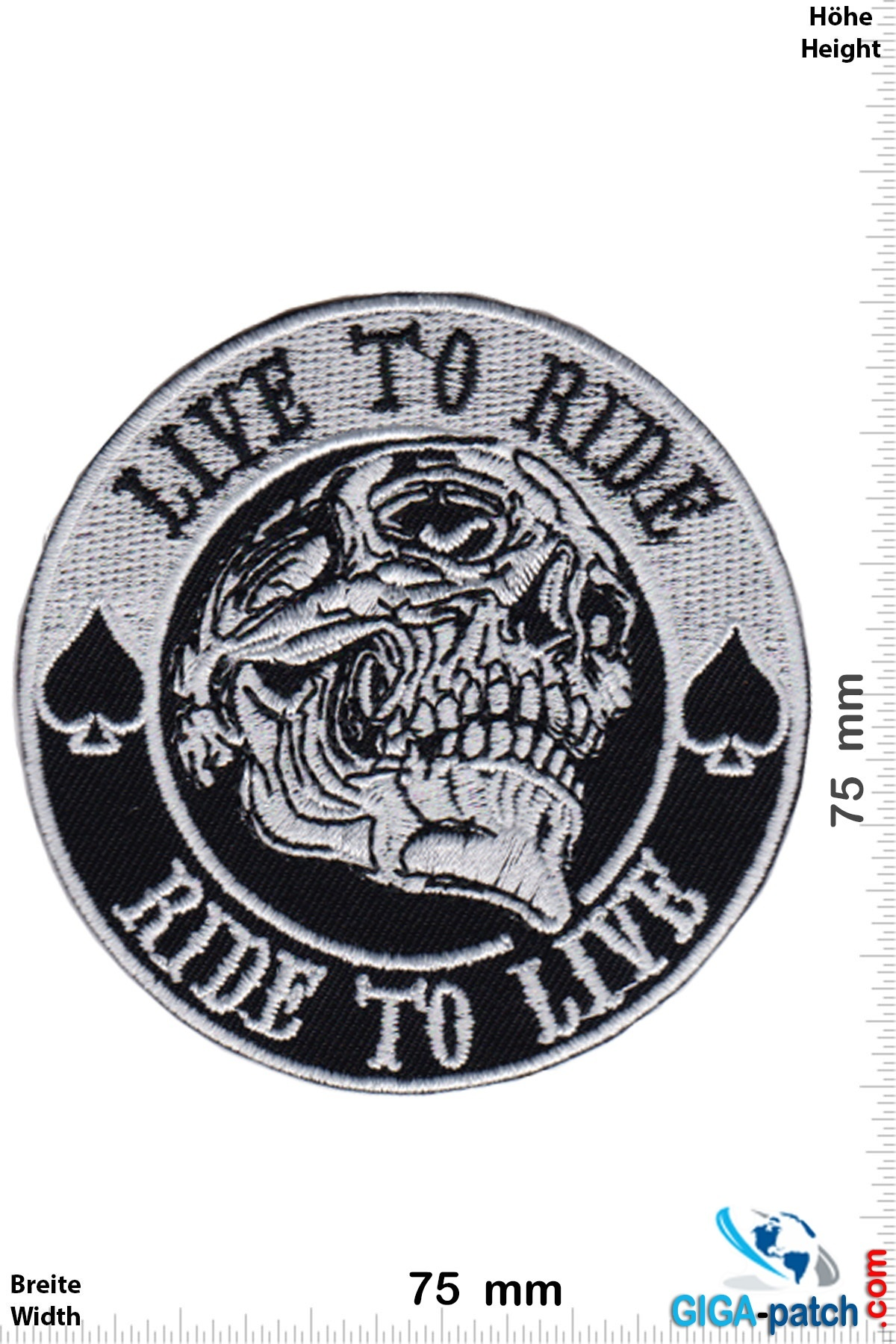Cafe Racer Cafe Racers - Live to Ride - Ride to Live
