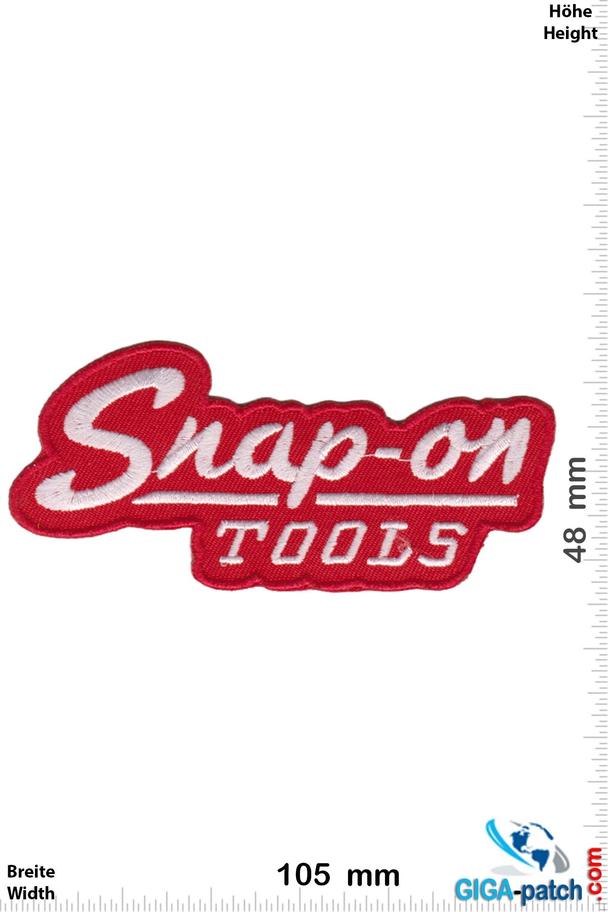 Snap-on  Snap-on Tools - red silver - Werkzeug