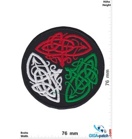 Celtic  Symbol  - 3 colour