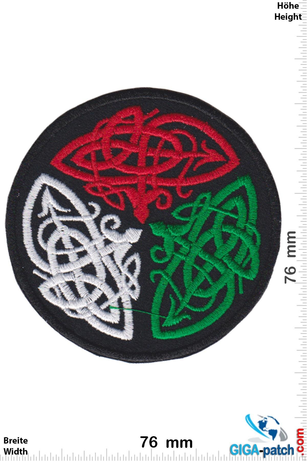 Celtic  Symbol  - 3 colour