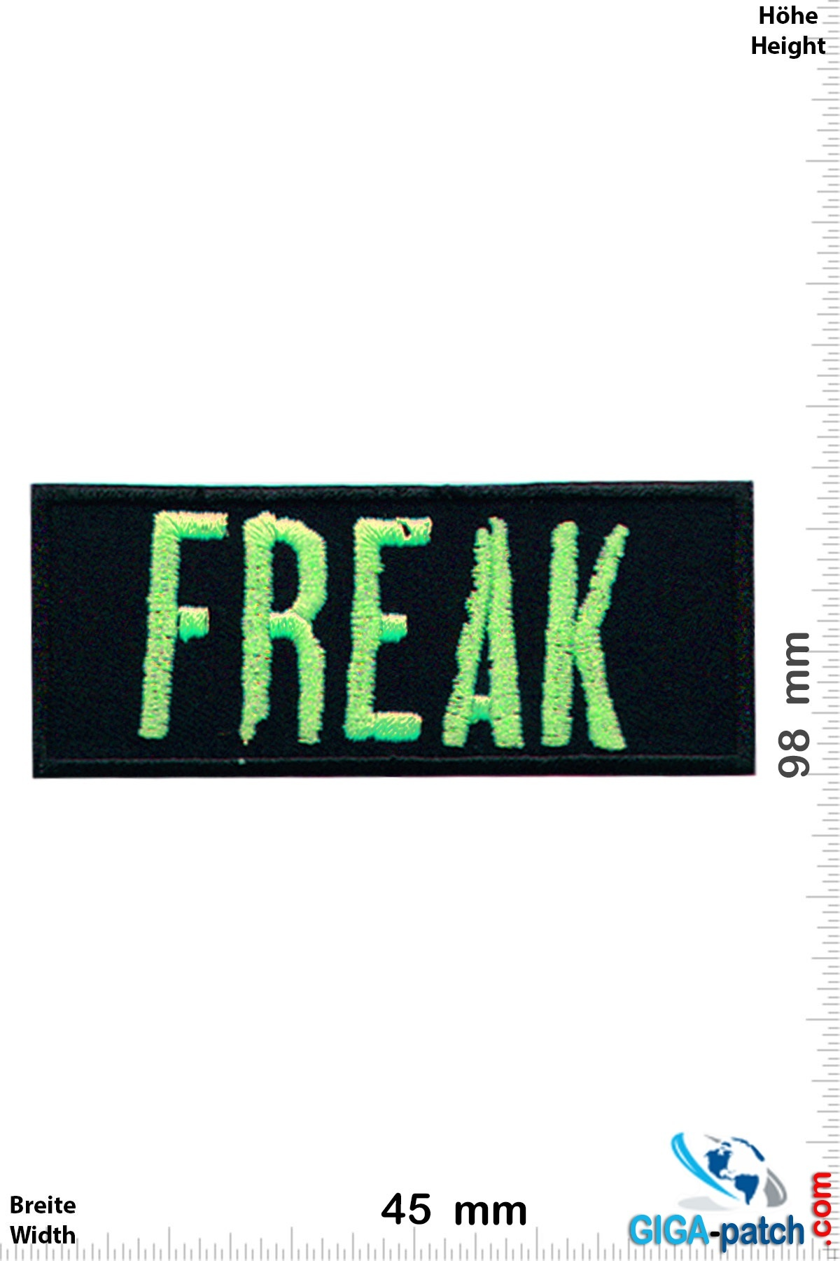 Freak  - S.O.P.H.I.E. - Sophie Lancaster Foundation