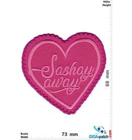 Sashay away Heart - RuPaul's