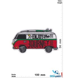 VW,Volkswagen VW -Volkswagen - T1 - Enjoy the Journey