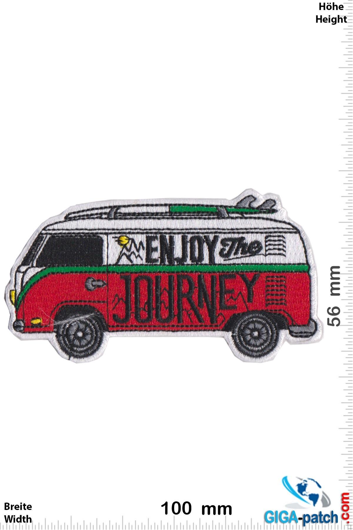 VW,Volkswagen VW -Volkswagen - T1 - Enjoy the Journey