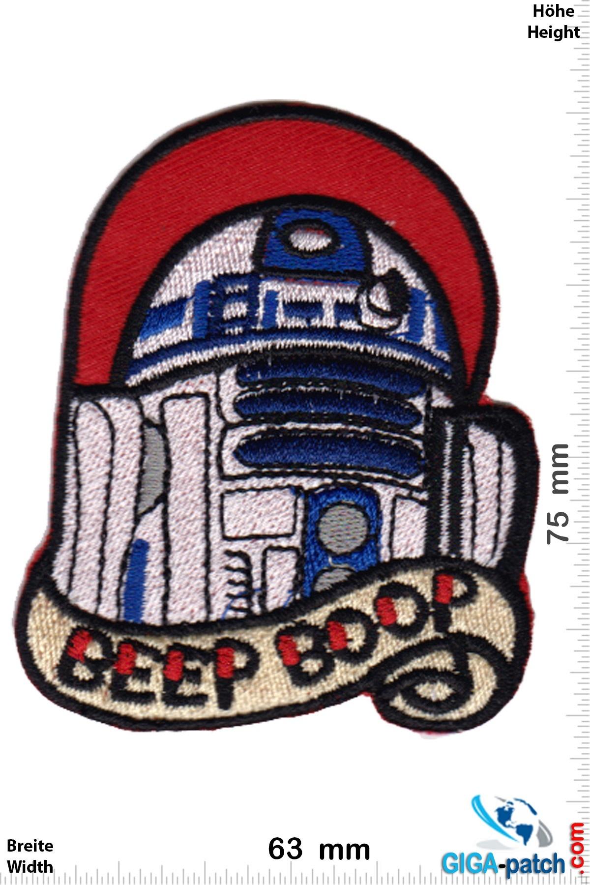 Star Wars Starwars - R2-D2 - Artoo-Detoo - Beep Boop