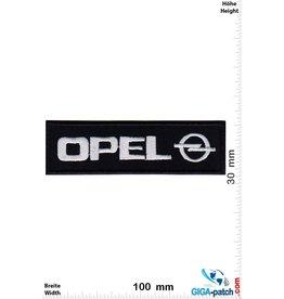 Opel Opel - silver black