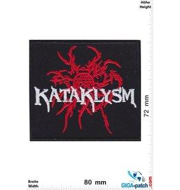 Kataklysm Kataklysm - silver red - Death-Metal-Band