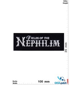 Fields of the Nephilim - Gothic-Rock- Gothic-Metal-Band