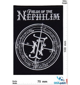 Fields of the Nephilim - Logo - Gothic-Rock- Gothic-Metal-Band
