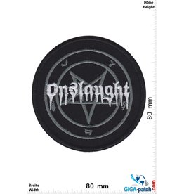 Onslaught  Onslaught - Pentagram -Thrash-Metal-Band