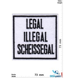Fun Legal , Illegal, Scheissegal