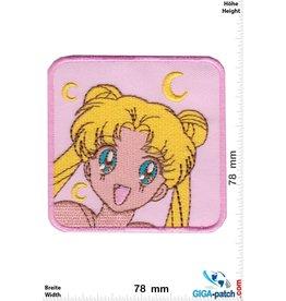 Sailor Moon - Face with Moon - Manga