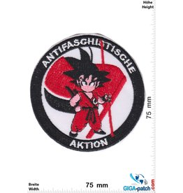 ANTIFASCHISTISCHE AKTION ANTIFASCHISTISCHE AKTION  - Son Goku - Manga - HQ