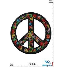 Frieden Peace  - color