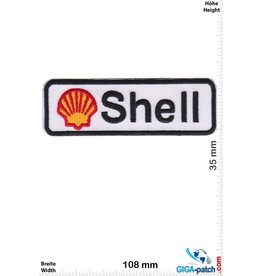 Shell SHELL - black white