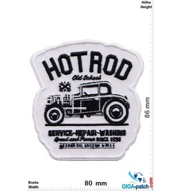 Hotrod Hot Rod - Old School - Service Repair Washing