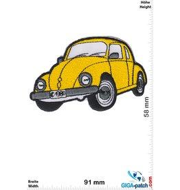 VW,Volkswagen VW Bettle - VW Käfer- yellow - 1980