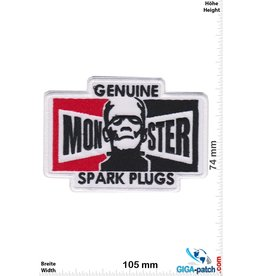 Genuine Monster Spark Plugs