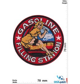 Gasoline - Filling Station