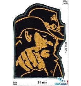 Motörhead Motörhead - Lemmy  - black gold