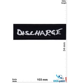 Discharge- Anarcho-Punk-Band