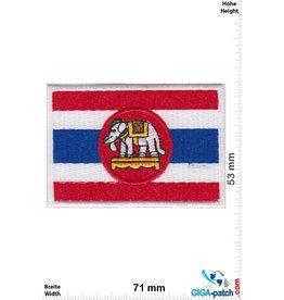 Thailand, Thailand Thailand - elephant - flag