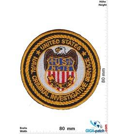Police US- NCIS - Naval Criminal Investigative Service
