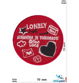 Fun Lonely - Sunshing in tomorrow - Good Luck