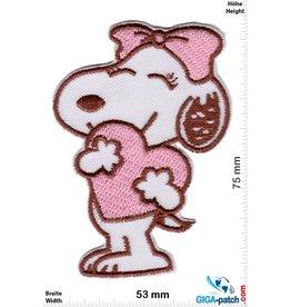 Snoopy Snoopy Girl - Die Peanuts