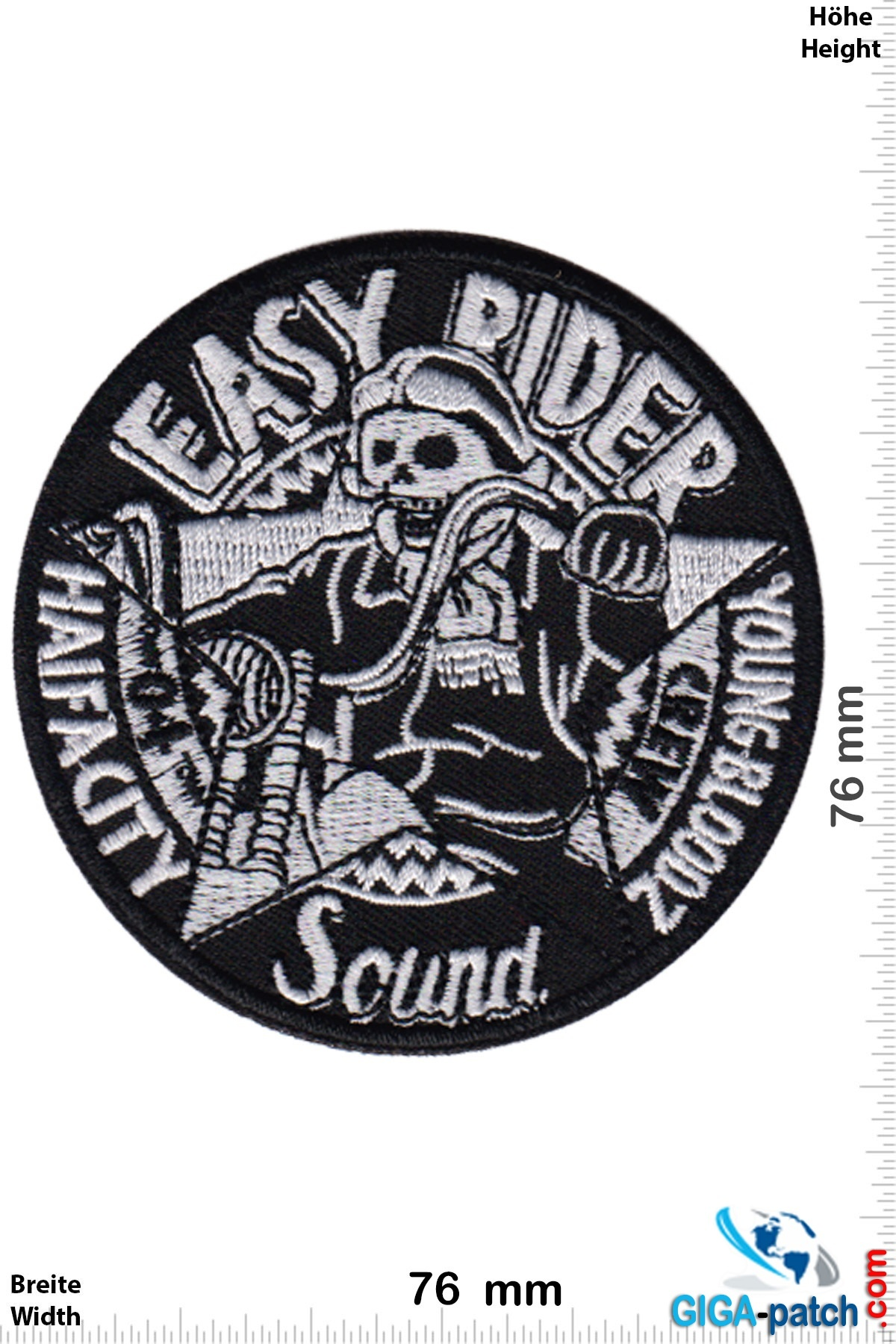 Easy Rider - Young Bloodz Crew